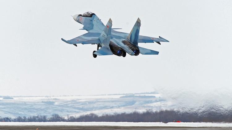 المقاتلات الروسية تعترض طائرات للناتو قرب القرم
