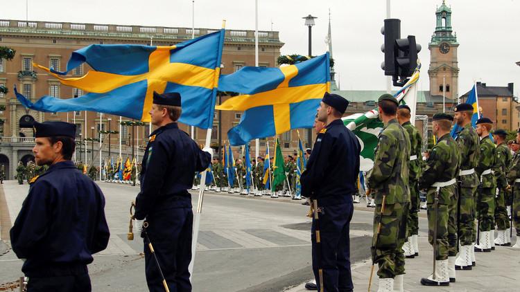 العودة إلى التجنيد الإلزامي في السويد