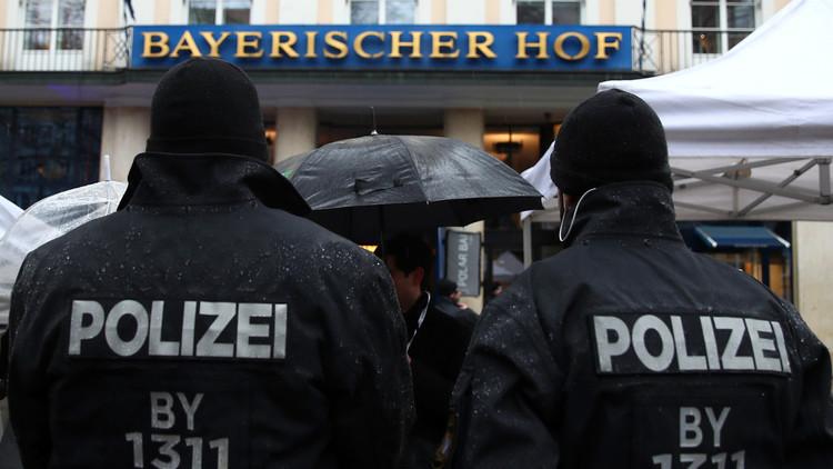 الشرطة الألمانية تعتقل سوريين اثنين ارتكبا جرائم حرب