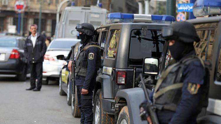 مقتل 3 مسلحين في الجيزة شمالي مصر