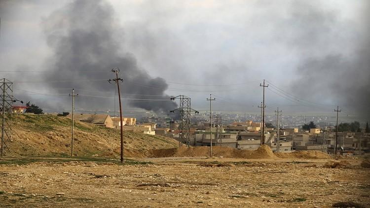 اشتباكات طاحنة بين فصيلين كرديين في سنجار بالعراق