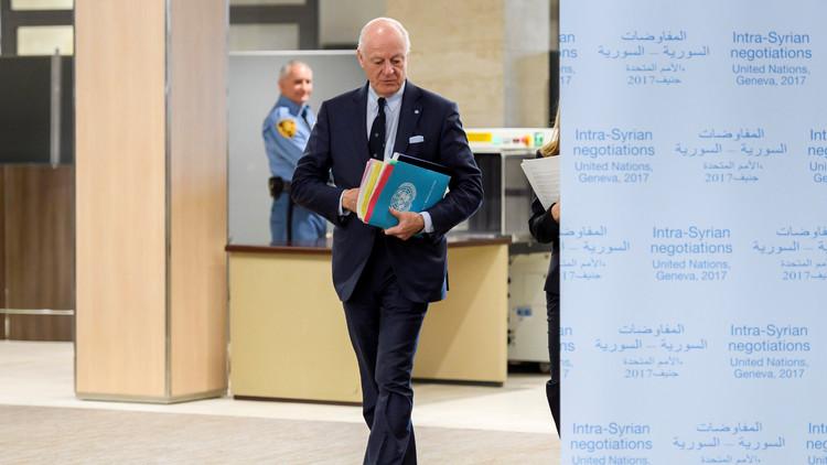 ثلاث مجموعات عمل تضطلع بتسوية الأزمة السورية