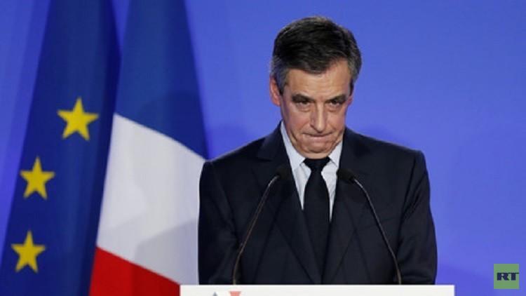 المتحدث باسم فرانسوا فيون ينسحب من حملته الانتخابية الرئاسية
