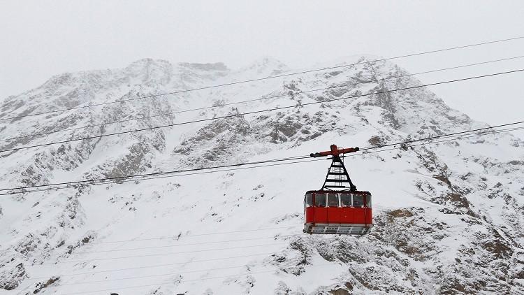 مصرع 4 أشخاص بانهيار ثلجي في جبال قبردينو بلقاريا