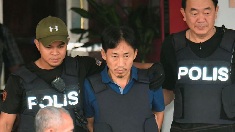 إطلاق سراح كوري شمالي مشتبه به باغتيال جونغ نام