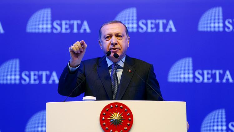أردوغان يتهم ألمانيا بدعم الإرهاب