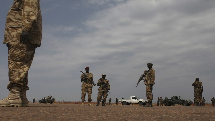 جيش جنوب السودان يعتقل 4 من عناصره بتهمة اغتصاب جماعي