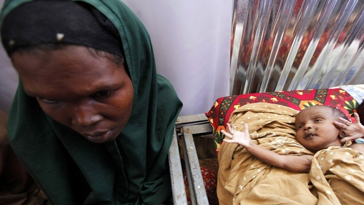 الجفاف في الصومال.. وفاة 110 أشخاص جوعا خلال يومين