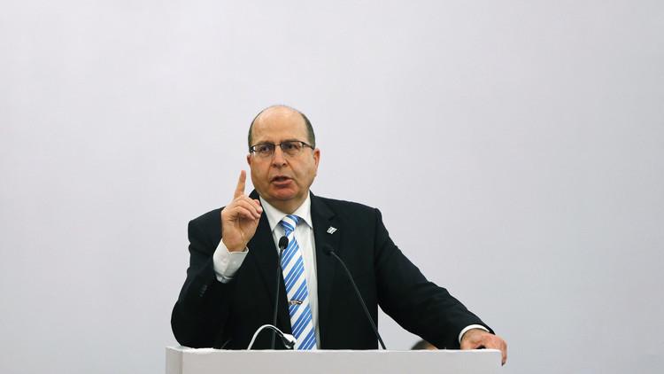 يعلون يؤسس حزبا جديدا للتنافس على قيادة إسرائيل