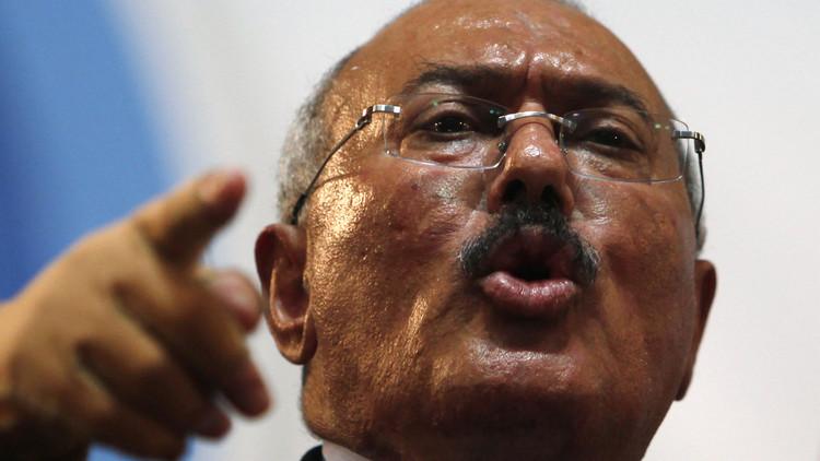 صالح يدعو إلى مصالحة وطنية شاملة في اليمن