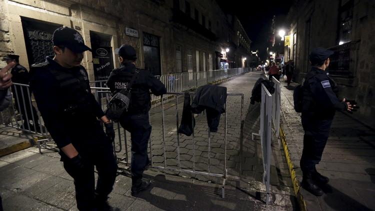 مقتل شخصين بانفجار ضخم في المكسيك