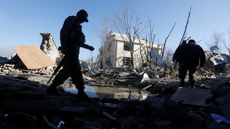 الجيش الأفغاني يحقق في مقتل مدنيين بينهم أطفال