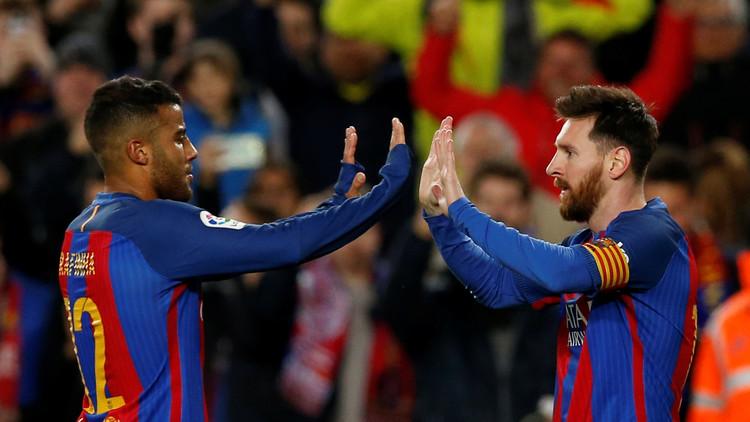 برشلونة يسحق سلتافيغو بخماسية ويعتلي الصدارة