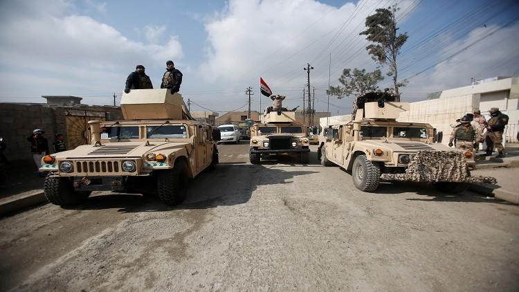 القوات العراقية تشن هجوما جديدا صوب وسط الموصل القديمة