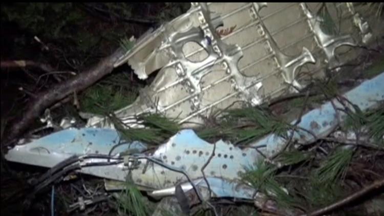 الكشف عن اسم وصورة قائد الطائرة الحربية السورية المتحطمة