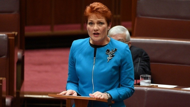 زعيمة حزب أسترالي: شعبنا يريد زعيما مثل بوتين