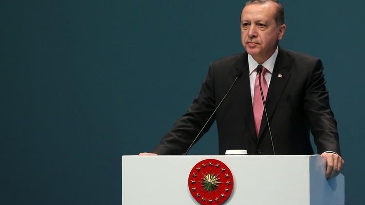 أردوغان: منع ألمانيا لتجمع الأتراك لا يختلف عن ممارسات النازية