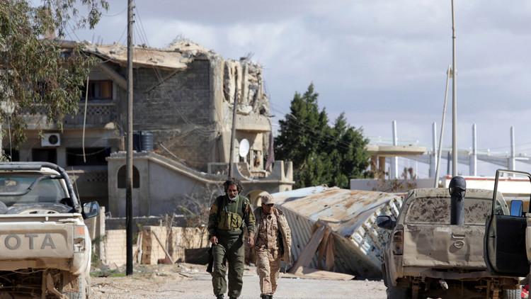 الأمن الليبي يتعهد بملاحقة المخربين وناهبي الثروة