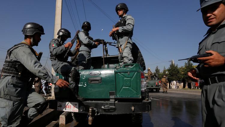 مقتل 7 من الشرطة الأفغانية بهجوم لـ