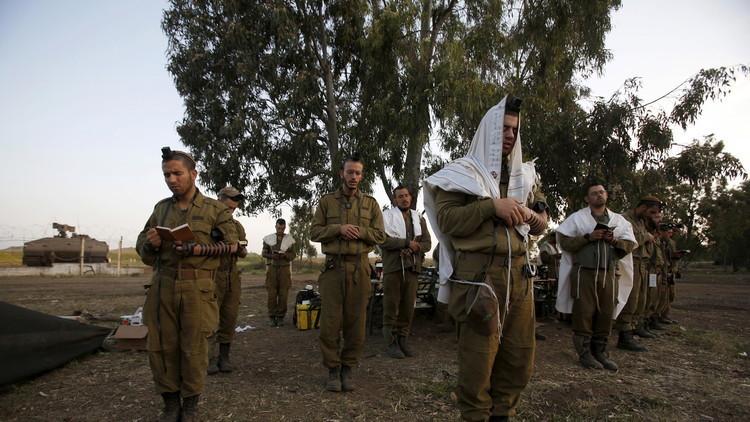 الجيش الإسرائيلي يبدأ تدريبات على حالات الطوارئ