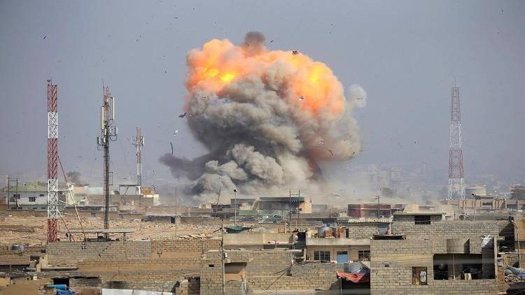القوات العراقية تستعيد جسر الموصل الرئيس