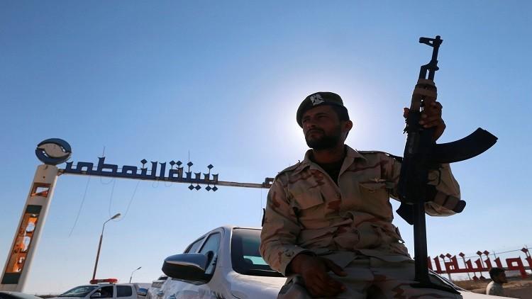 هبوط إنتاج النفط الليبي على وقع الاشتباكات
