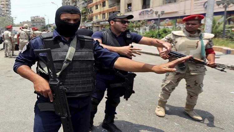 20 دقيقة.. استعراض خاطف لجماعة تكفيرية في عريش مصر