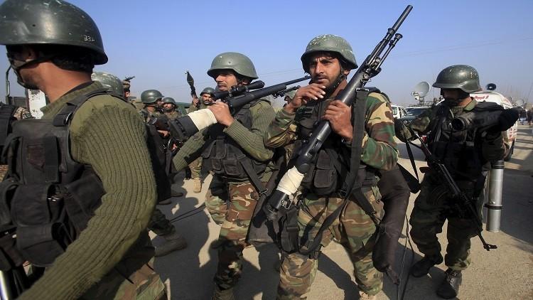 مقتل 5 جنود باكستانيين في اشتباكات على الحدود
