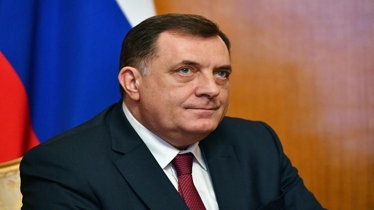 رئيس صرب البوسنة: صفحة القرم قد طويت