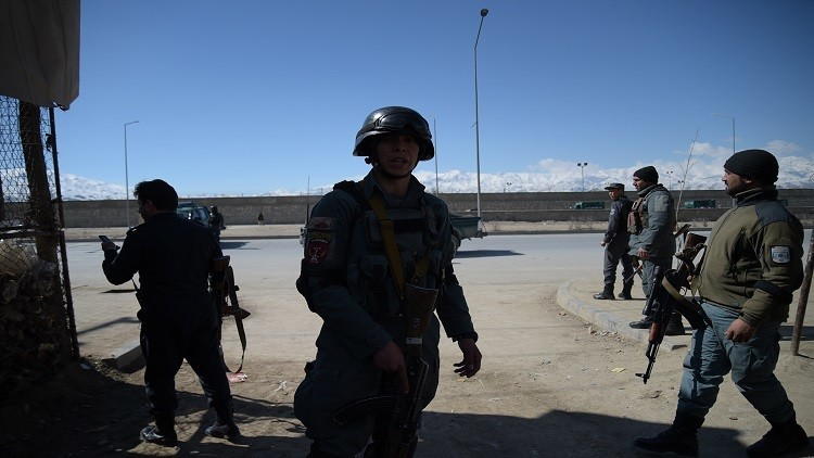 الأمن الأفغاني يصفي 6 من
