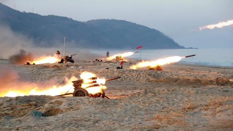 اليابان.. العثور على حطام صاروخ يعتقد أنه كوري شمالي