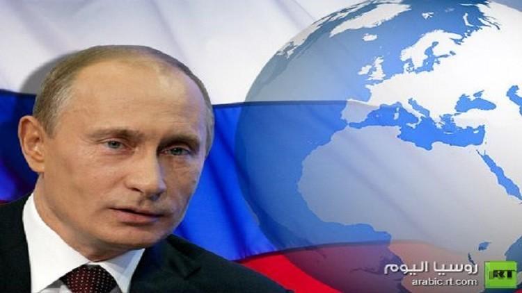 درس خمس سنوات من رئاسة بوتين ونتيجتها الرئيسة
