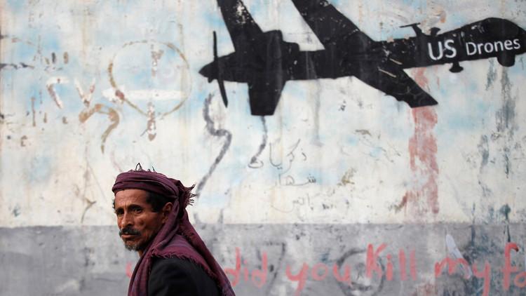 غارات أمريكية تستهدف مواقع القاعدة في اليمن
