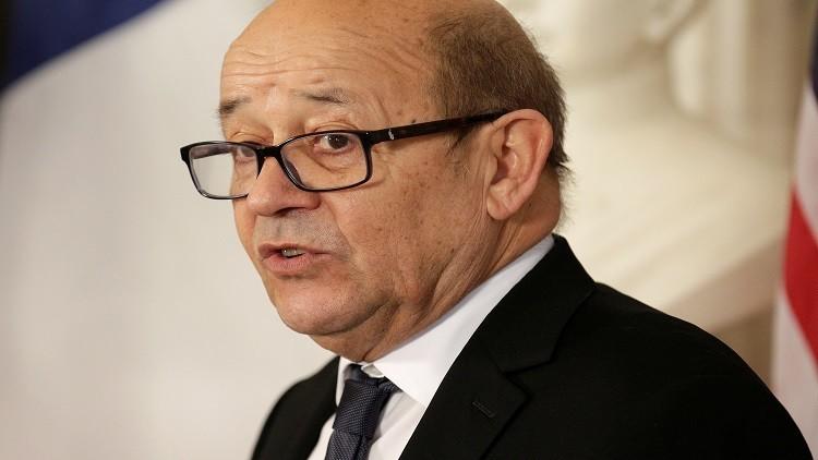 لو دريان يؤكد لعون دعم فرنسا للجيش اللبناني