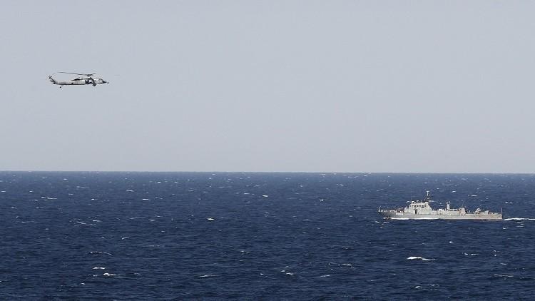 البنتاغون يصف سلوك البحرية الإيرانية بـ