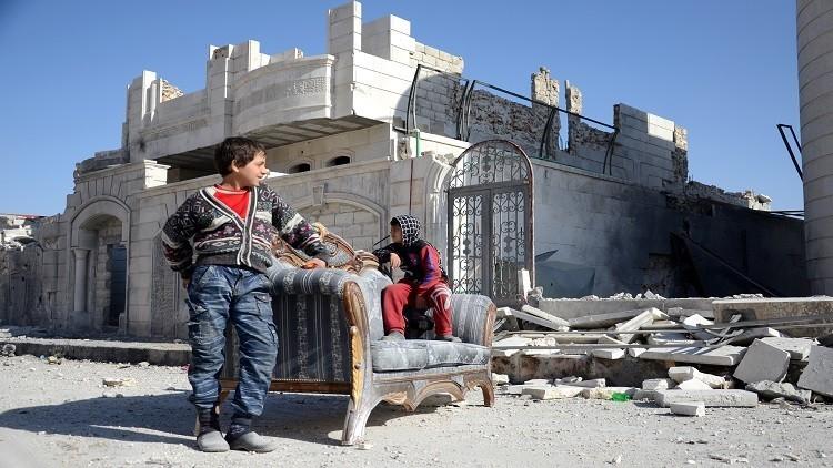 أطفال سوريا جيل ضائع يتمنى الذهاب إلى