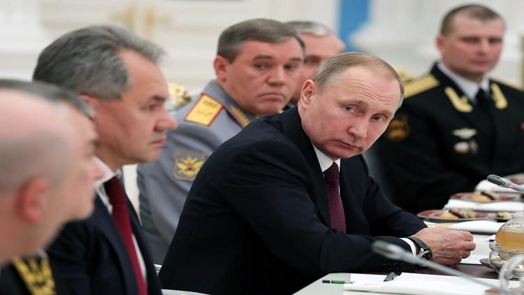 بوتين يعفو عن روسية مدانة بالخيانة