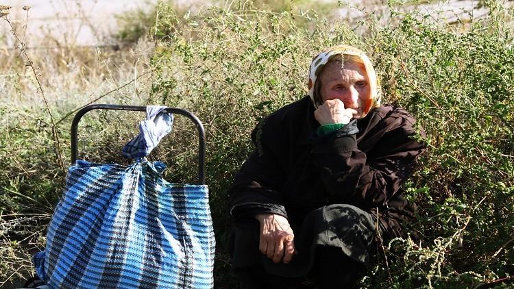 روسيا استقبلت أكثر من 2.5 مليون لاجئ من دونباس