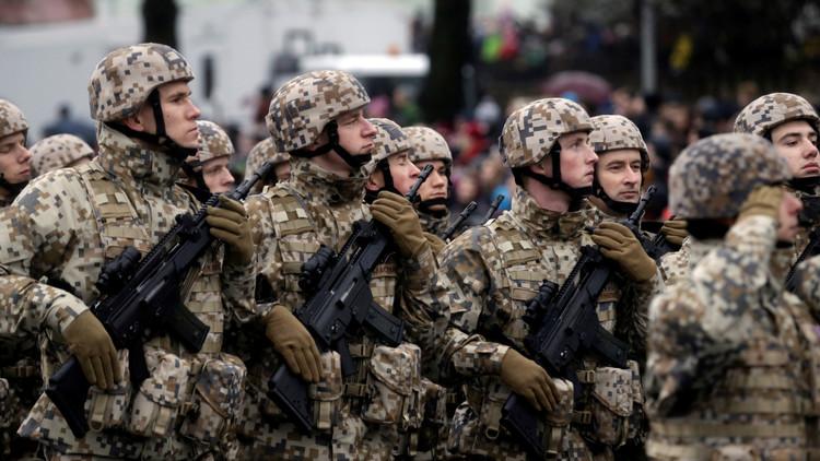 الناتو يقدم للاتفيا 71 مليون يورو