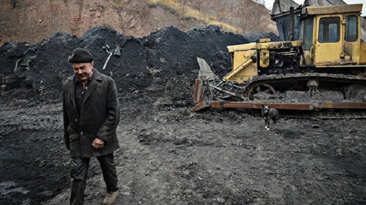 ماريوبول تشهد تجمعا جماهيريا تنديدا بحصار دونباس