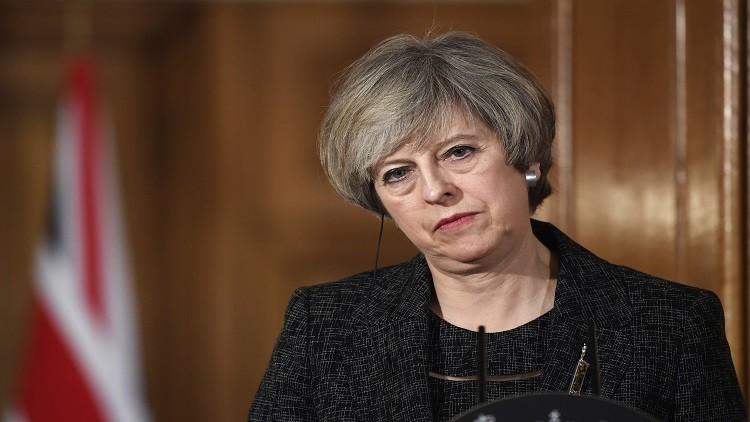 اللوردات البريطاني يوجه صفعة جديدة لماي في ملف
