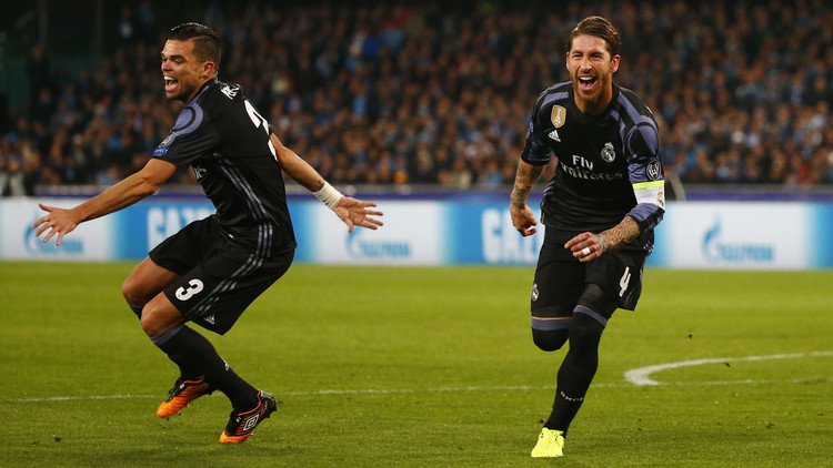 ريال مدريد يؤكد علو كعبه على نابولي ويبلغ ربع نهائي التشامبيونز ليغ