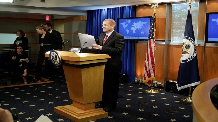 الخارجية الأمريكية تستأنف مؤتمراتها الصحفية