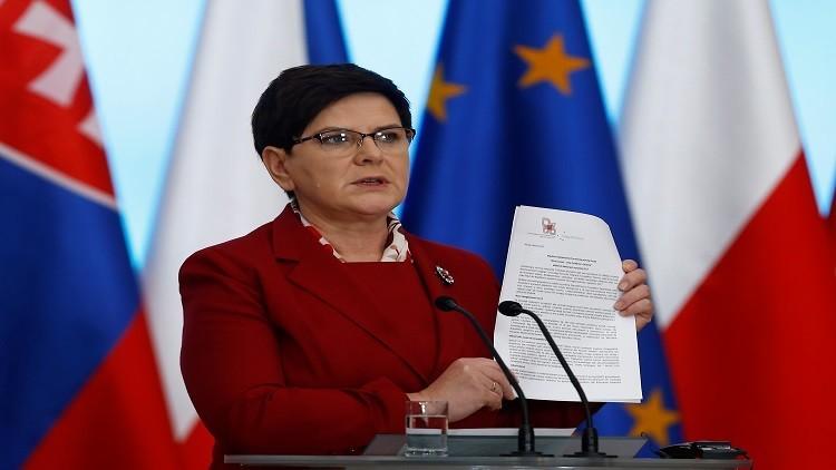 وارسو تدعو إلى عدم إعادة انتخاب توسك لرئاسة المجلس الأوروبي