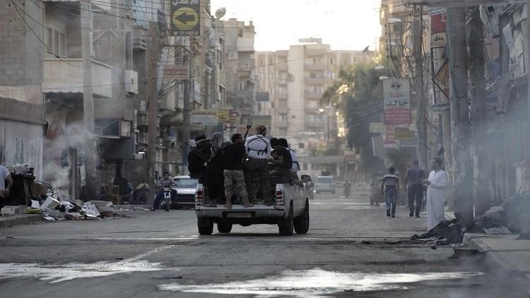 25 جريحا بقصف داعش لدير الزور شرقي سوريا