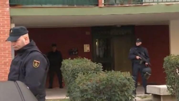 اكتشاف مخبأ متفجرات لمنظمة انفصالية شمالي إسبانيا