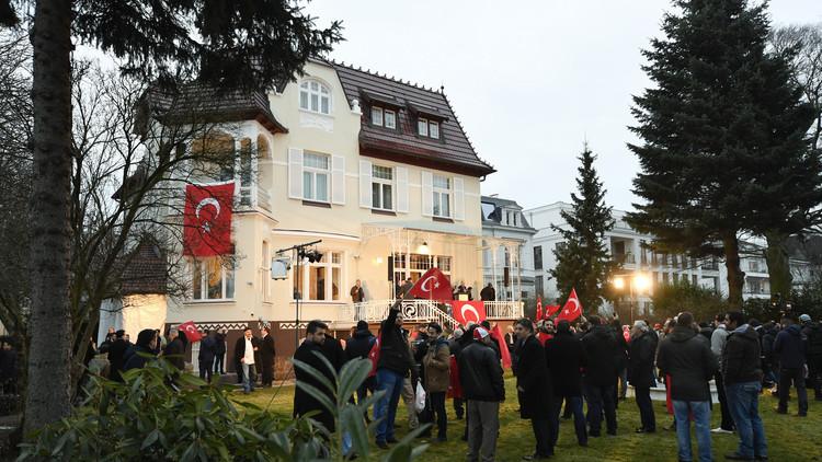 ألمانيا تتهم تركيا بالتجسس