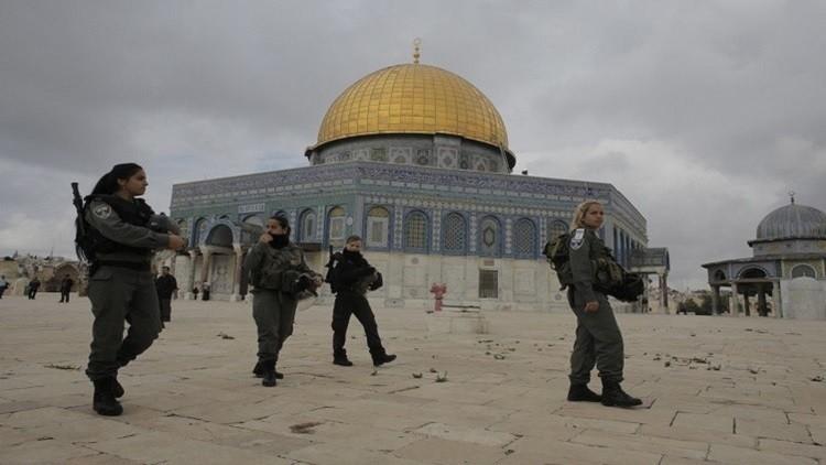 عمان: إسرائيل تنتهك اتفاق السلام بحظر الأذان