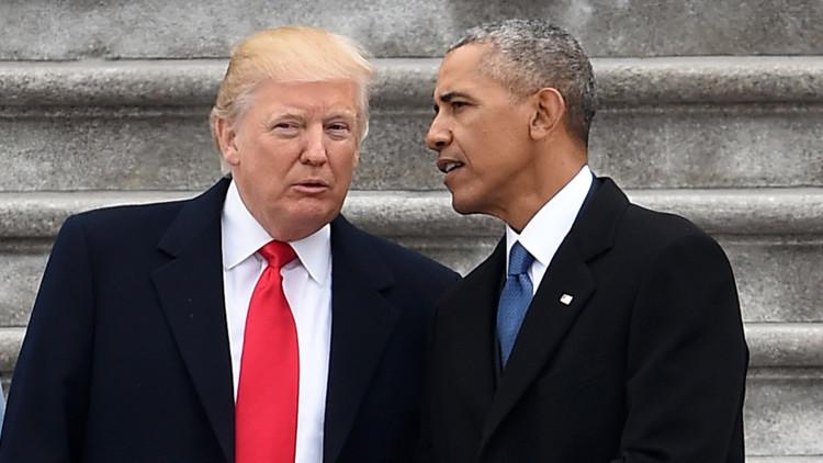 مطالبة وزير العدل الأمريكي بتقديم أدلة تثبت تنصت أوباما على ترامب