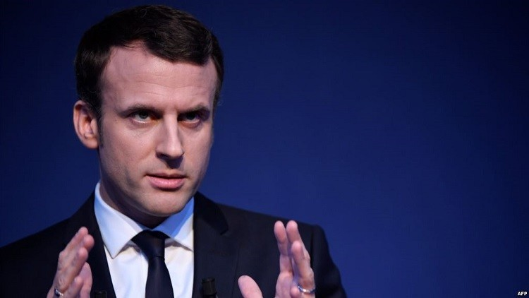 ماكرون يتفوق على لوبان لأول مرة في استطلاعات انتخابات فرنسا